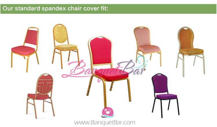 chair cover fit size