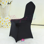 Black Stretch chair covers, Wedding Spandex chair cover,Lycra
