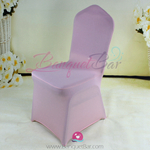 light-pink Stretch chair covers, Wedding Spandex chair cover,Lyc