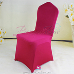 carmine Stretch chair covers, Wedding Spandex chair cover,Lycra