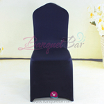 navy-blue Stretch chair covers,Spandex chair cover,Lycra Covers