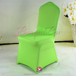 light-green Stretch chair covers,Spandex chair cover,Lycra Cover