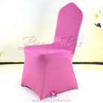 bright red Stretch chair covers,Spandex chair cover,Lycra Covers