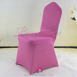 pink Stretch chair covers, Wedding Spandex chair cover,Lycra