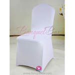 white Stretch chair covers, Wedding Spandex chair cover,Lycra