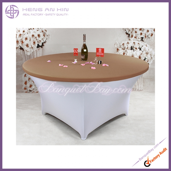 coffee Stretch table topper,Spandex table top,Lycra Covers