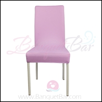 lilac spandex half banquet chair covers,stretch lycra for weddin