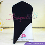 Black Spandex Chair cap cover Hat/Suit Bag