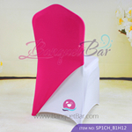 Carmine Spandex Chair cap cover Hat/Suit Bag