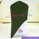 blackish-green Spandex Chair cap cover Hat/Suit Bag
