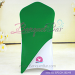 Dark Green Spandex Chair cap cover Hat/Suit Bag